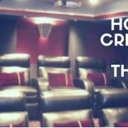 How create to a home theater
