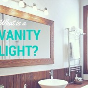 What is a vanity light