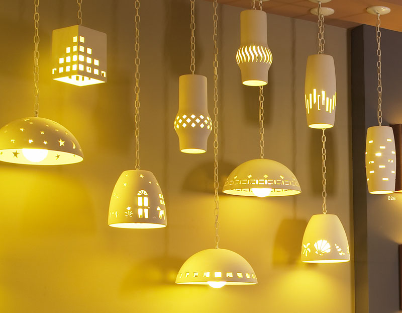 Ceramic Pendant Lighting Ideas By Fabby Lighting