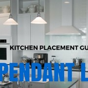 Pendant Lighting Kitchen Placement Guide